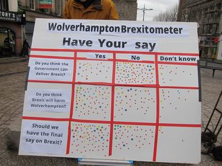 Brexitometer 11.30 am 12th January 2019
