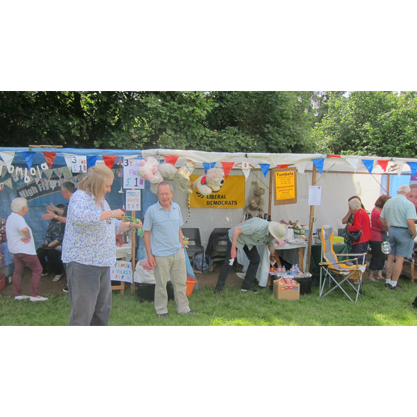 Wombourne stall 2019